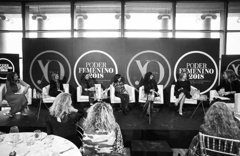 Protagonistas e invitadas del Poder Femenino 2018