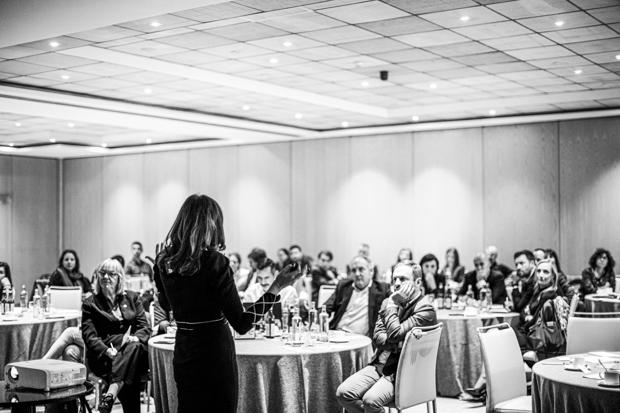 Ponencia en Aegve: «La RSC puede y debe ser innovadora»
