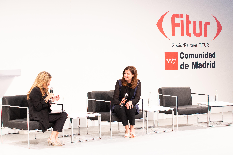 Participación en Fitur Woman, evento organizado por Women Leading Tourism